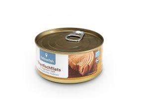 Thunfisch Dose