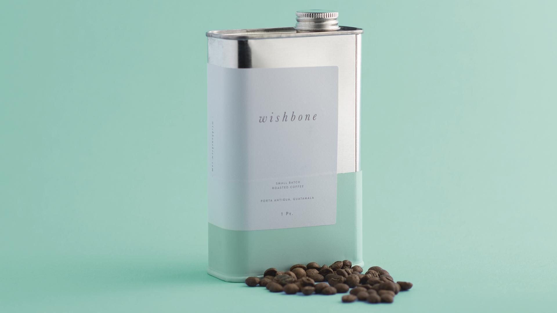 Kaffee aus der Dose