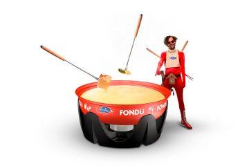 Fondue to go