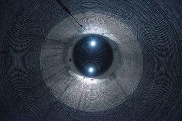 Die Technik dahinter: Blick in einen Hochofen
