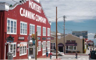 Von Sardinen- und Touristenschwärmen: Monterey Canning Company