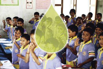 Der Verein Light of Love unterstützt eine Integrationsschule in Nordindien